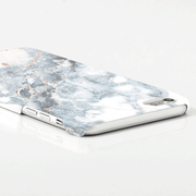 MacBook Case Set - Retro White Marble
