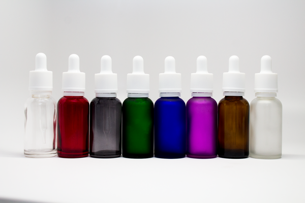30 mL Boston Round Bottle Glycerin Supplier