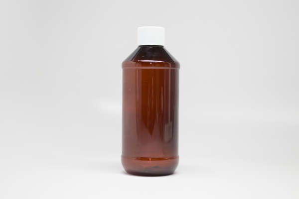 8 oz. Modern Round Bottle Glycerin Supplier