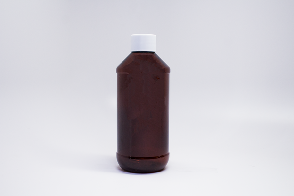 16 oz. Modern Round Bottle Glycerin Supplier