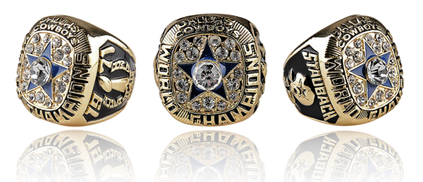 1971 Dallas Cowboys Super Bowl