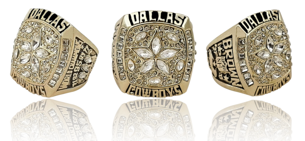 1995 Dallas Cowboys Super Bowl