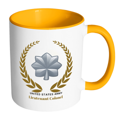 LTC 11oz Accent Mug