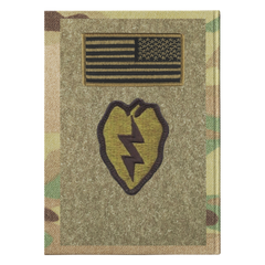 25TH ID Journal - 1LT