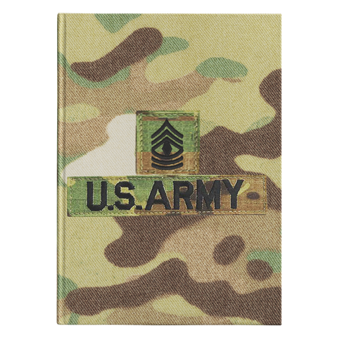 1CD Journal - 1SG