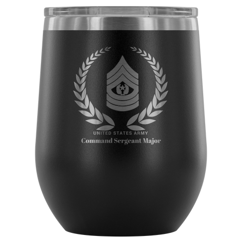 CSM - 12oz Stemless Wine Tumbler