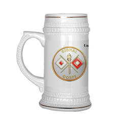 Signal Officer 22oz Beer Stein (O1-O6)