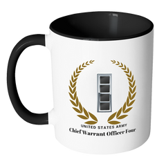 CW4 11oz Accent Mug