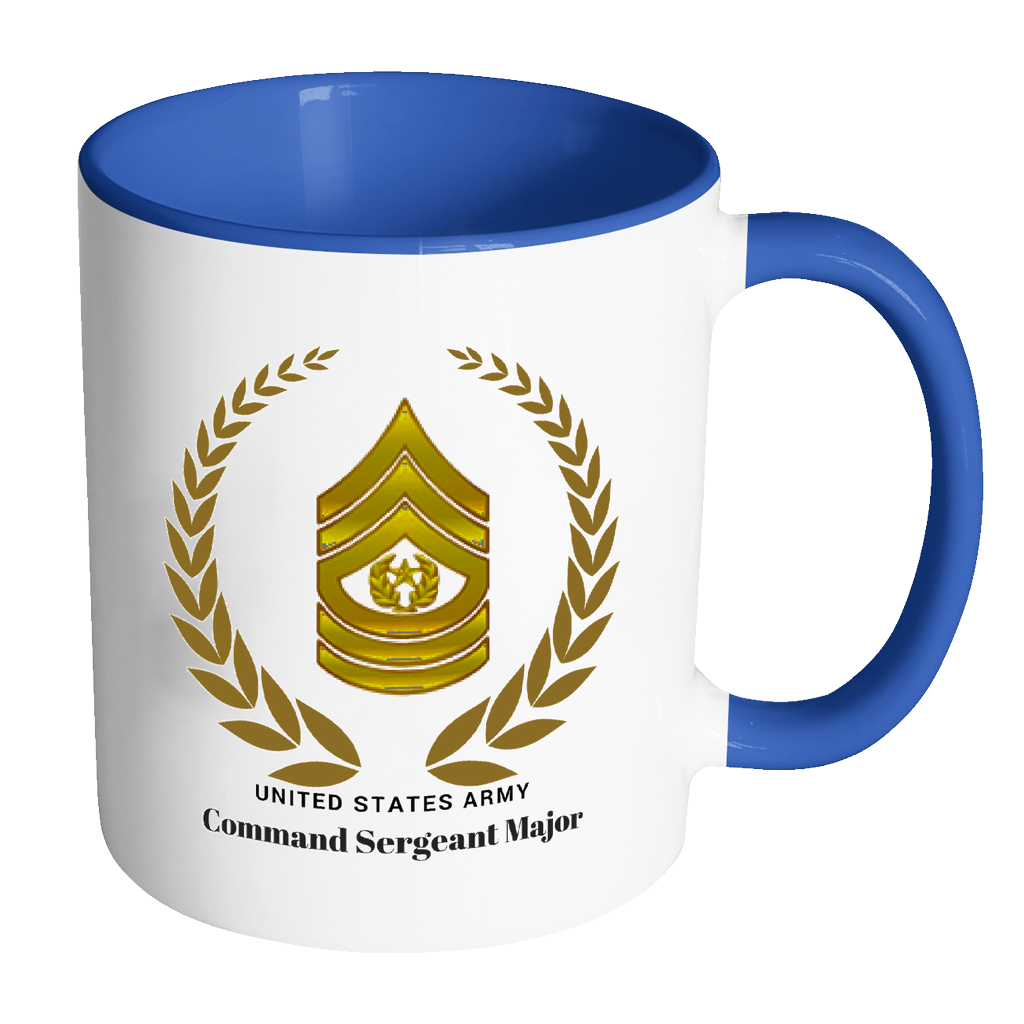 CSM - 11oz accent Mug