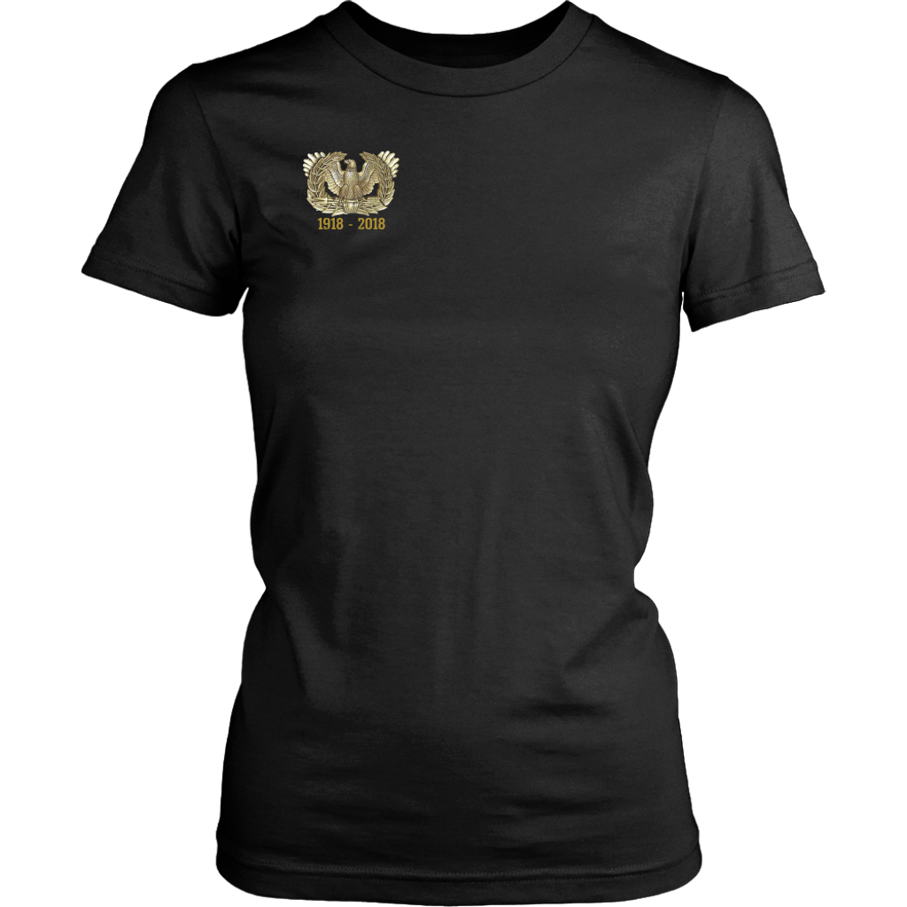 Warrant Officer District Tee (Women's)