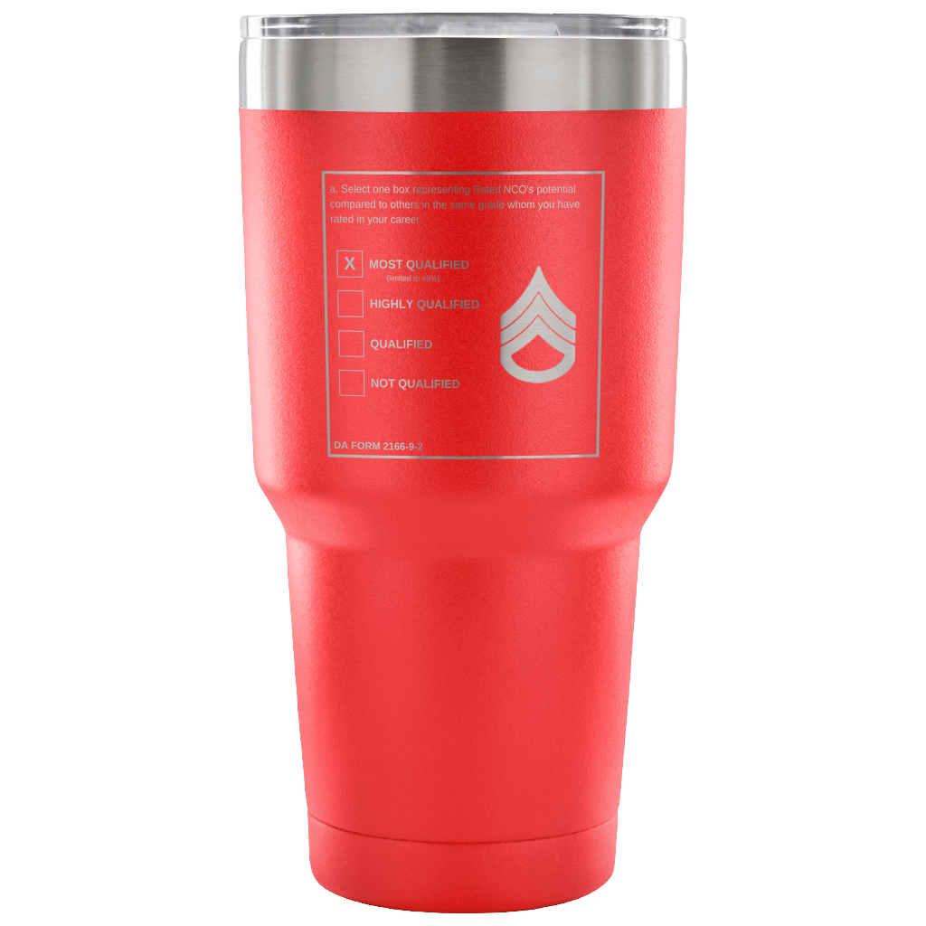 "SSG ""Top Block"" 30oz Tumbler (DA 2166-9-2)"