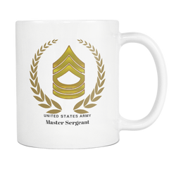 MSG - All White 11oz Mug