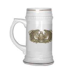 "CW5 ""Top Block"" 22oz Beer Stein (DA 67-10-2)"
