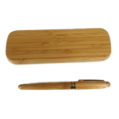 Bamboo Luxury Fountain Pen