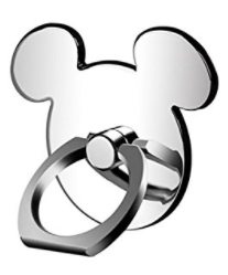 Mickey Mouse Finger Ring Holder & Kickstand- Universal
