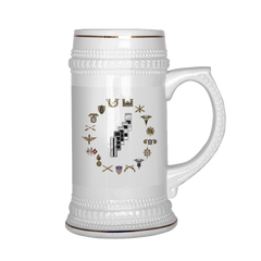 Warrant Officer Beer Stein