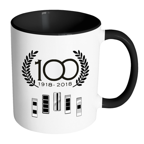 Warrant Officer Accent Mug (1918 -2018) (W1-W5)