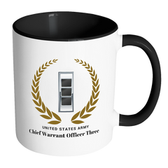CW3 11oz Accent Mug