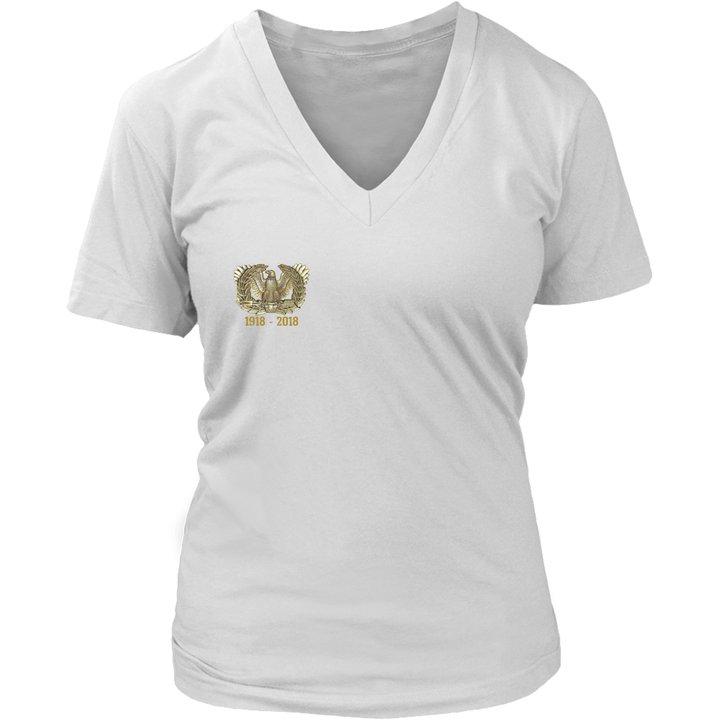 Warrant Officer V-Neck (Women's)
