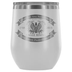 Eagle Rising 12oz Wine Tumbler (1918-2018)