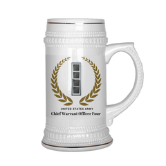 CW4 Beer Stein (22oz)