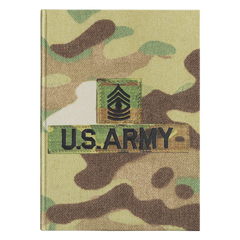 25TH ID Journal - 1SG