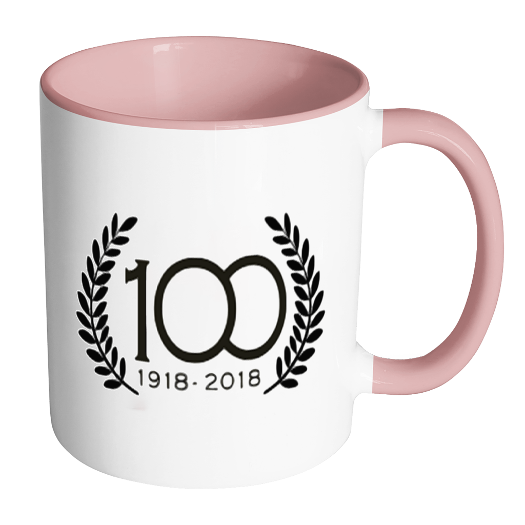 Warrant Officer Accent Mug (1918 -2018) (W/O Rank)