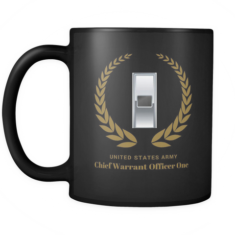 WO1 - 11oz All Black Mug