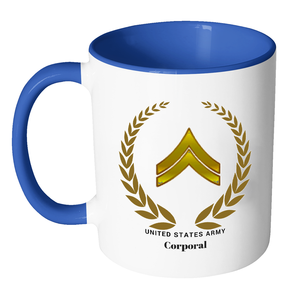 CPL - 11oz accent Mug
