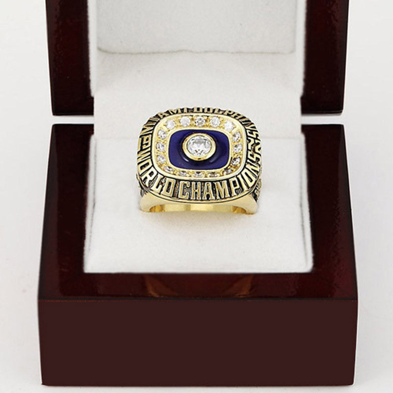 1972 Miami Dolphins Championship Ring