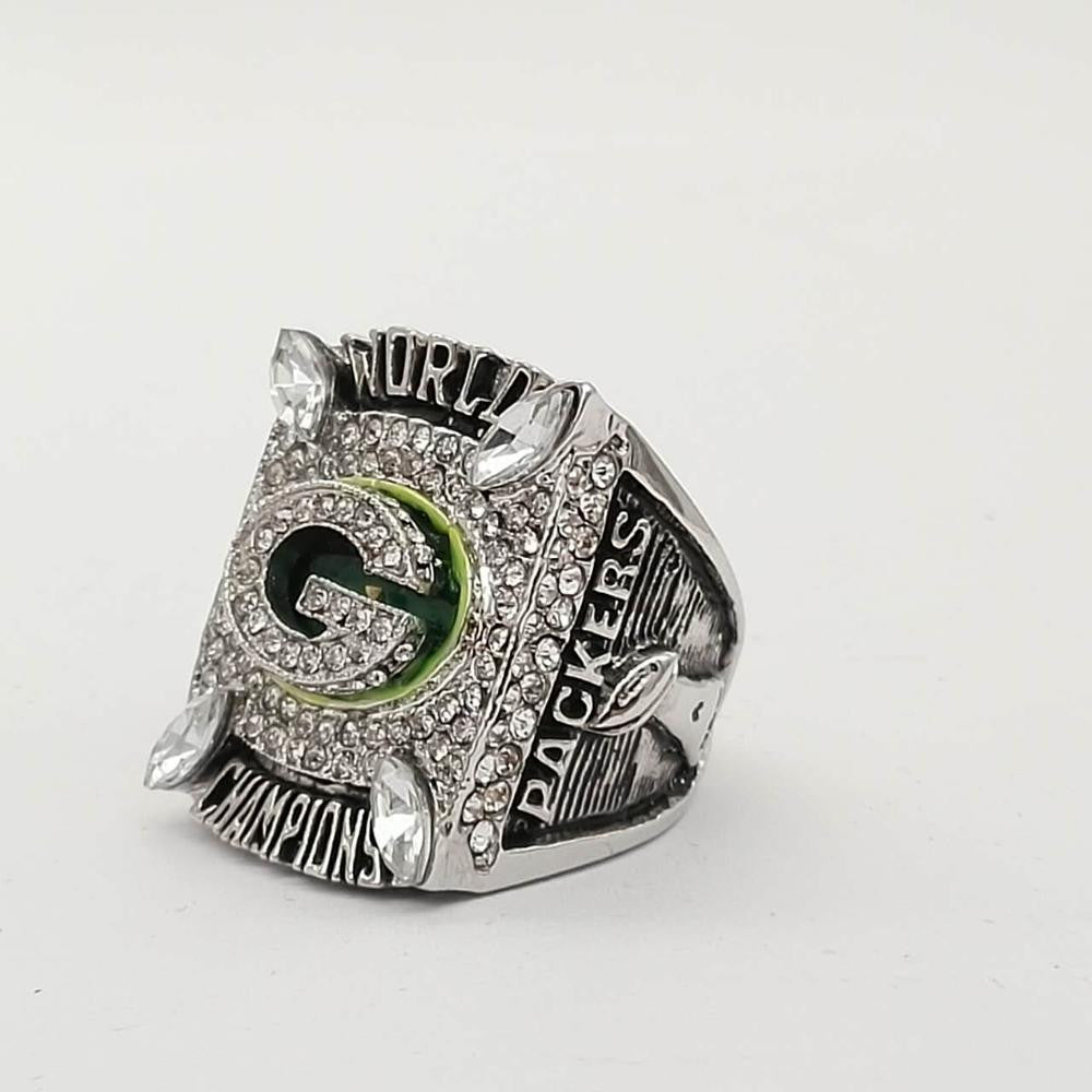 2010 Green Bay Packers Super Bowl World Championship Ring