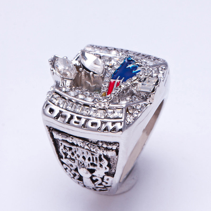 2003 New England Patriots Super Bowl