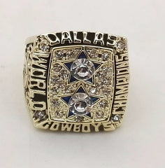 1977 Dallas Cowboys Super Bowl