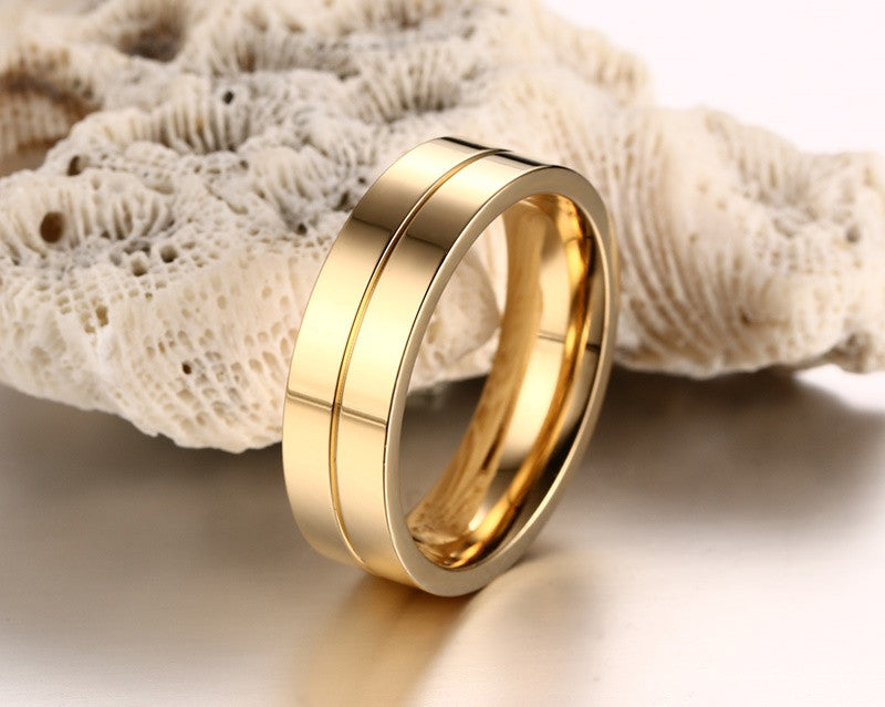 Trendy Wedding Bands Rings for Women / Men