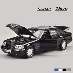 Alloy Classic Benz SW-140 car model, Die cast model