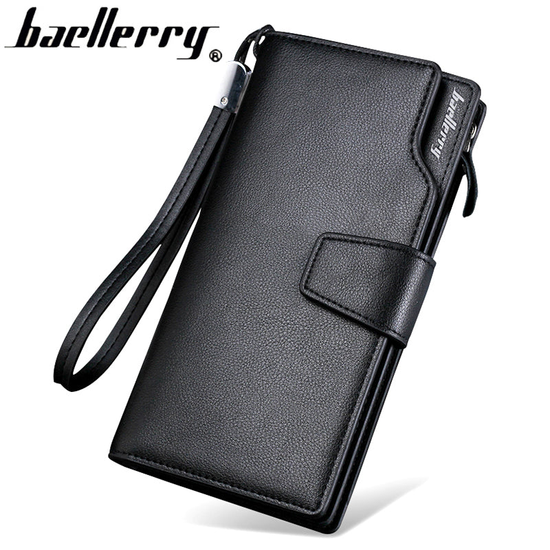 Top Quality  Leather Long Wallet
