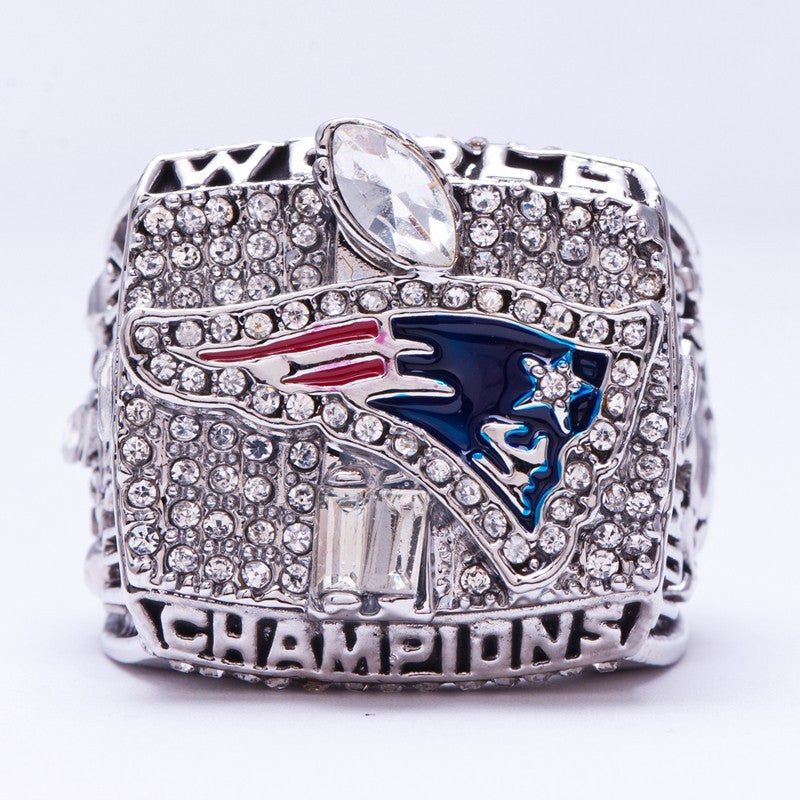 2001 New England Patriots Super Bowl