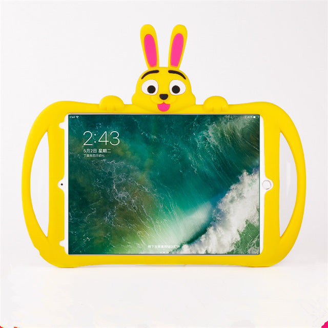 iPad Pro 10.5 Shockproof Tablet Stand Cover For Kids Children