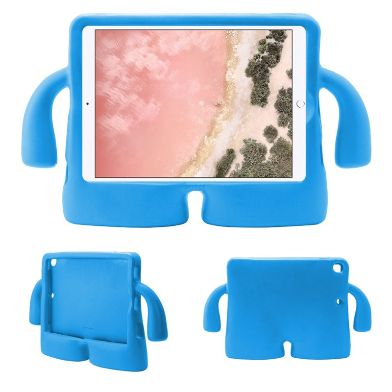 iPad Pro 10.5 Case Kids Shockproof - EVA Foam Protective Cover with TV Stand Handle