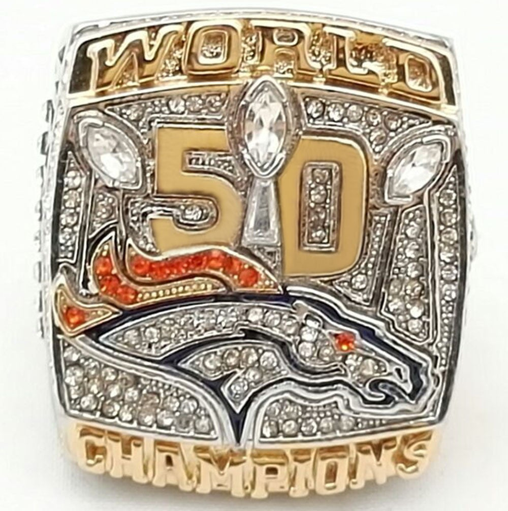 2015 Denver Broncos Super Bowl (Manning)
