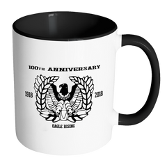 Eagle Rising Accent Mug (1918 -2018)