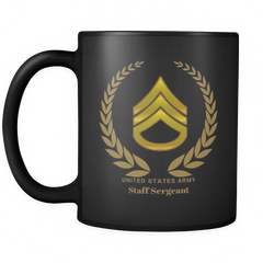 SSG - All Black 11oz Mug