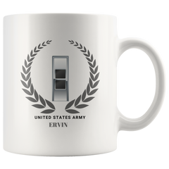 11oz All White Mug (Ervin)