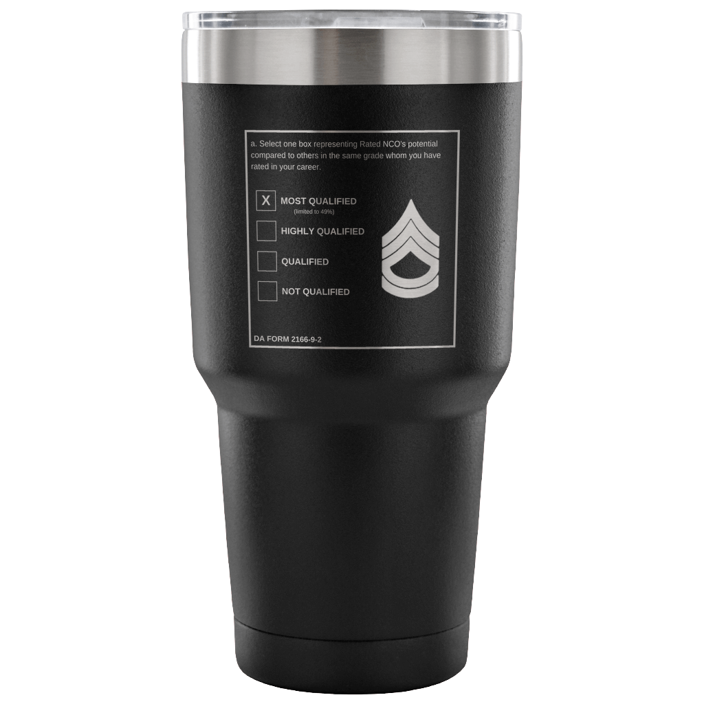 "SFC ""Top Block"" 30oz Tumbler (DA 2166-9-2)"