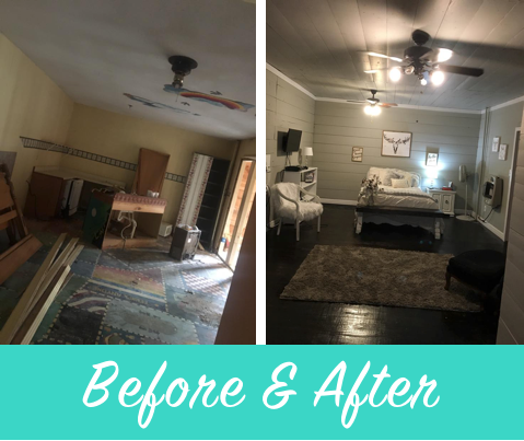 Refinishing My 1930's Farmhouse