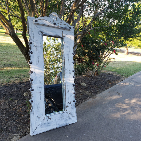 Farmhouse Mirror