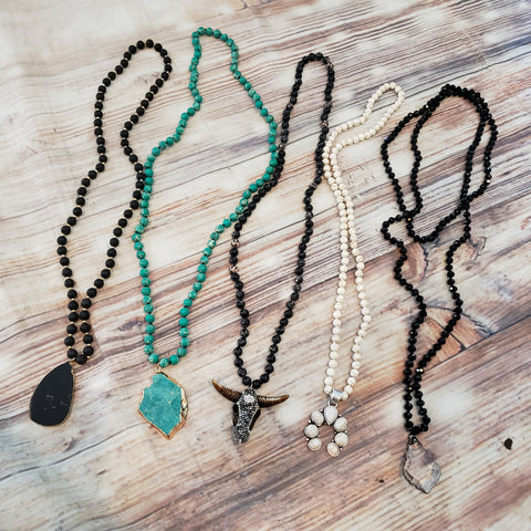 Gypsy Necklace Collection