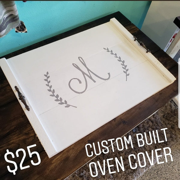 Custom Built Stove Cover