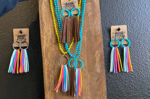 Beaded Bright Necklaces #9999