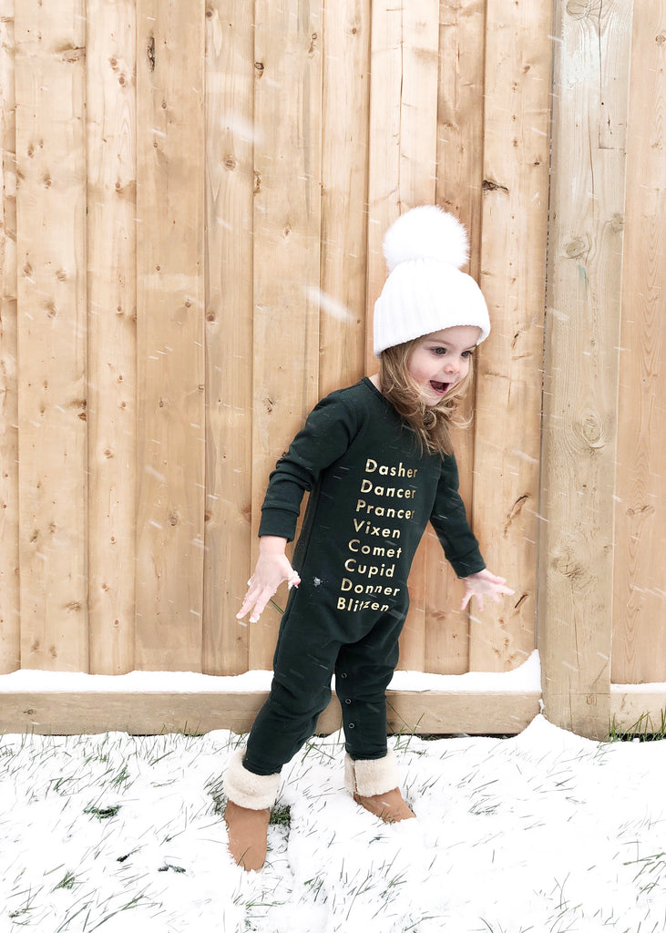 All of the Other Reindeer | Christmas Romper